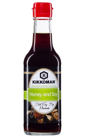 Honey and Soy Marinade and Stir Fry Sauce