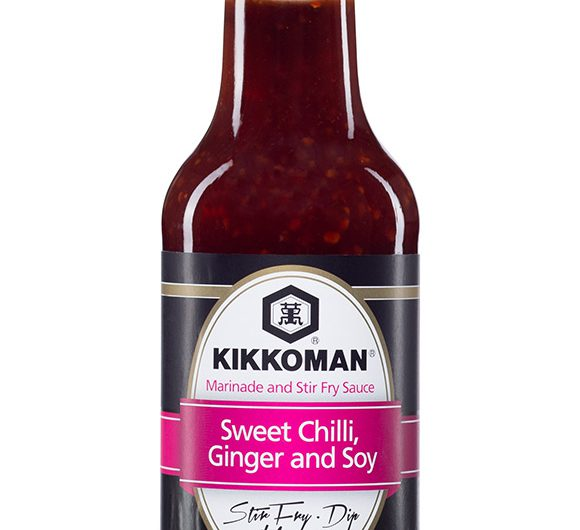 Sweet Chilli, Ginger and Soy Marinade and Stir Fry Sauce
