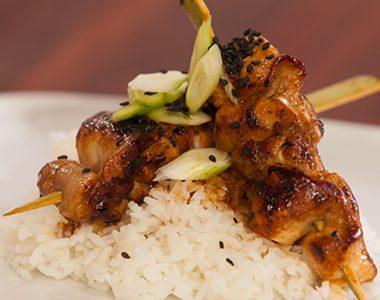 Korean Marinated Chicken