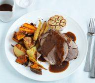 Kikkoman Lamb Roast