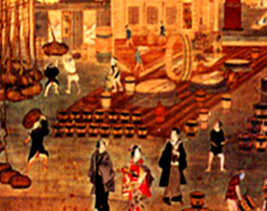 History of Soy Sauce