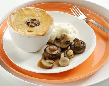 Mini Lamb Pot Pies