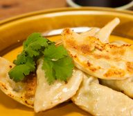 Pork, Ginger and Cabbage Pot Stickers
