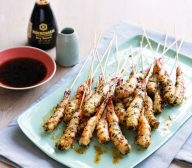 Soy and Lemongrass Skewers