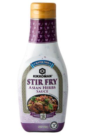 Stir-fry Asian herbs sauce